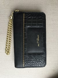 Black Olivia + Joy leather wallet  Kitchener, N2P 2H8