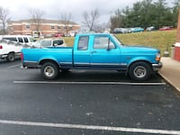 blue extended cab pickup truck Grottoes, 24441