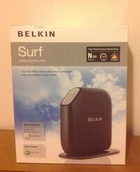 Bel kin Wireless Router Centreville, 20120