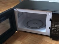 Black and white microwave oven Mississauga, L5L 1B4