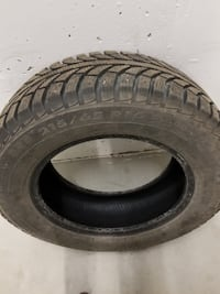 Suv Winter Tires 215/65  4 Tires CALGARY