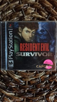 PS1 Resident Evil Survivor Omaha, 68104