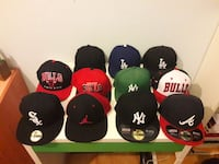 Cappellini new era/ snapback yankees chicago bulls