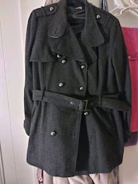 2 Different Style Peacoats Virginia Beach