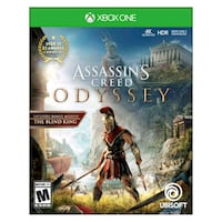Assassin's Creed Odyssey Xbox One Brand New Sealed Fall River, 02723
