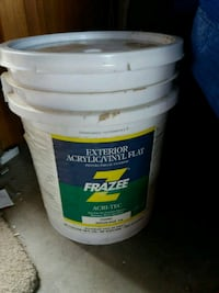 5 Gallon of Unused Paint  Apple Valley