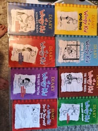 Diary of a wimpy kid Mississauga, L4Z 1H1