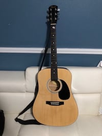 Brown Fender Squier Acoustic Guitar New Port Richey, 34654