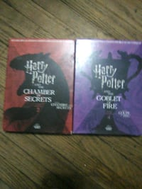 The Harry Potter movies Brantford