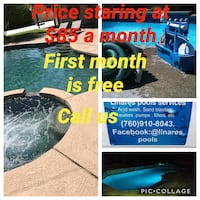 Swimming pool cleaning Indio, 92201