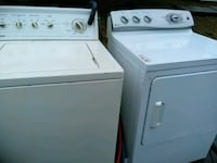 WASHER & 2 DRYERS/1 GAS, 1 ELECTRIC/$260 SET OF 2 Sicklerville, 08081