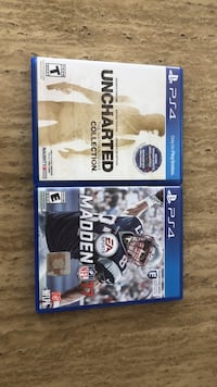 PS4 Games - Great Condition Tucson, 85756