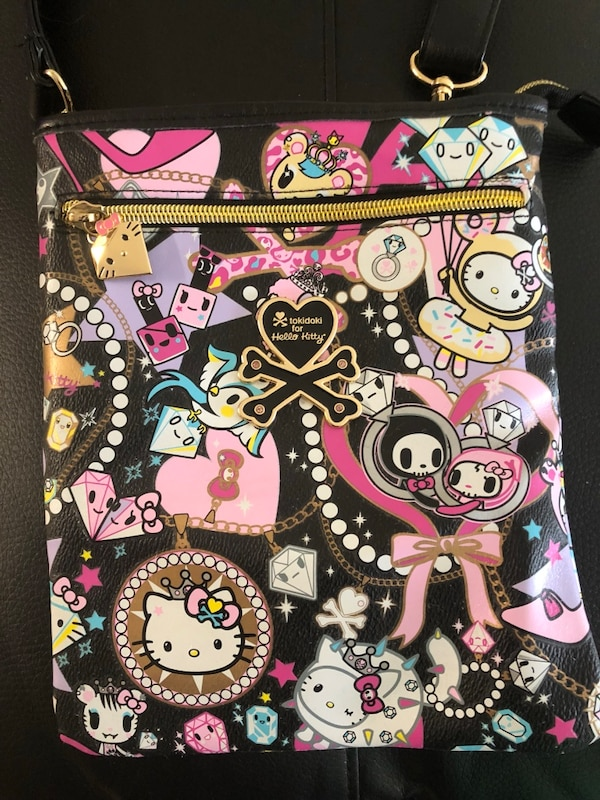 68ea0f4e75b7 Used Tokidoki for Hello Kitty Crossbody for sale in San Francisco - letgo