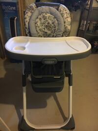 Graco DuoDiner High Chair - new condition Chestermere, T1X 1V6