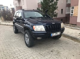 2000 Jeep Grand Cherokee 4.7 Limited