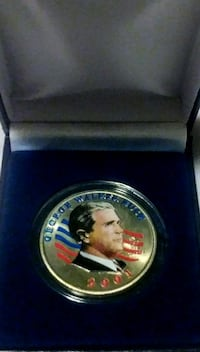 Price Drop. George Walker Bush Coin.