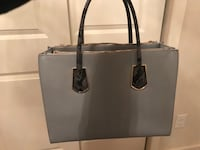 gray and black leather tote bag Kent, 98030