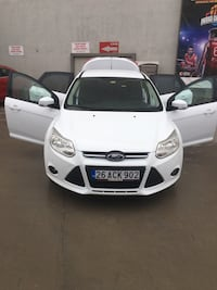 2013 Ford Focus TREND X 1.6TDCI 95PS 4K