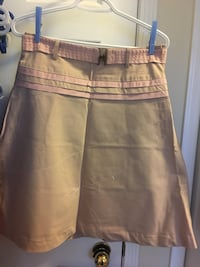 women's white and blue denim skirt Calgary, T2V