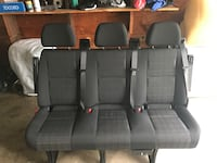 Sprinter seat, mounting hardware, wall panels, and head liner for sale. Seat has never been used and everything else in great condition. Make me an offer