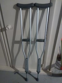 Barely used crutches Columbus