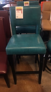 Turquoise Counter Height Chair  Phoenix, 85018