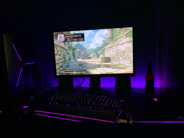 Alienware R7 gaming PC with extras