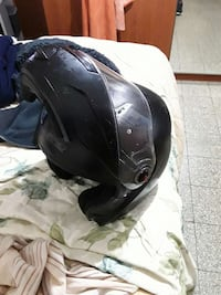 nero casco integrale
