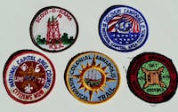 Vintage (70's) BOY SCOUT Patches - $10 each Bethesda, MD, USA