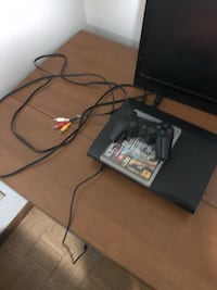 Ps3 with Gta5 and all cords and controller$130 OBO Marshall, 62441