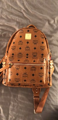 MCM small stark backpack Vancouver, V6G