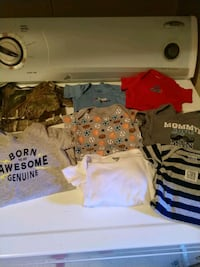 Baby boy clothes 0-6 months 30 pieces