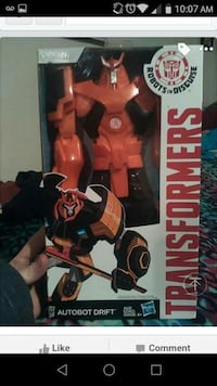 Transformers robots in disquise 12in figures Hagerstown, 21740