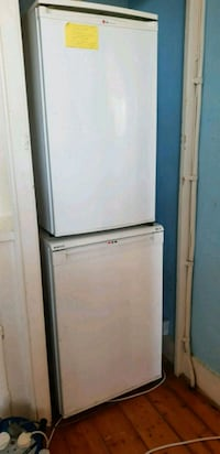 white Beko top mount refrigerator [TL_HIDDEN]  Greater London, NW11 7ES