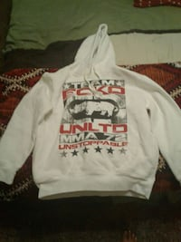white red and black pull over hoodie Murfreesboro, 37129