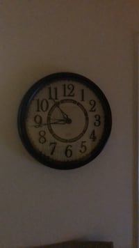 Wall Clock Alexandria, 22314