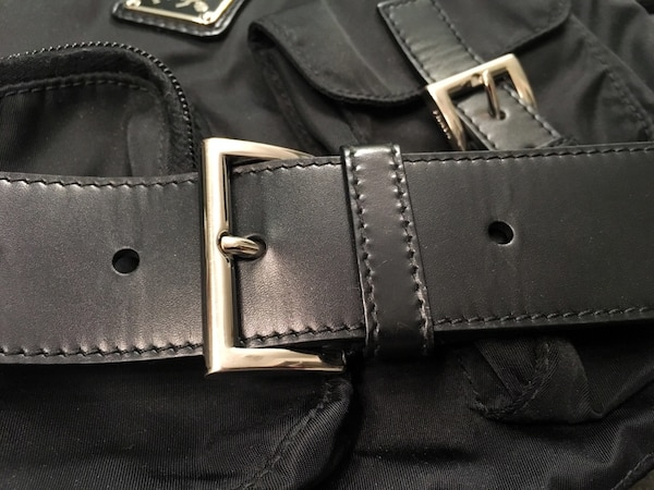 a6e9c734e8ef Used Black Prada Fanny Pack for sale in Sterling Heights - letgo