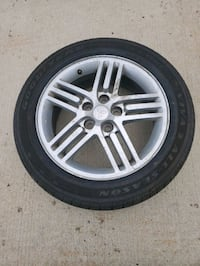 Wheel and tire  Capitol Heights, 20743