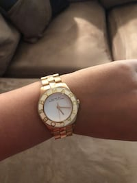 Rose Gold Marc Jacobs Watch as is Toronto