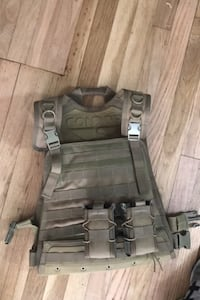 Condor Vest with Plates