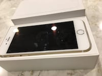 iPhone 6 gold with original box excellent condition, phone only unlocked will not turn on Chantilly, 20151