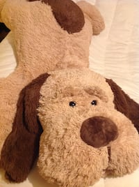 Life Size Stuffed Plush Dog Brampton, L7A