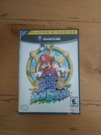 Super Mario sunshine Wellesley, 02481