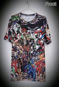 Marvel's Superheroes Collectible T-shirt Calgary, T2C 2Z8