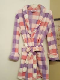 Womens Plush Robe Chicago