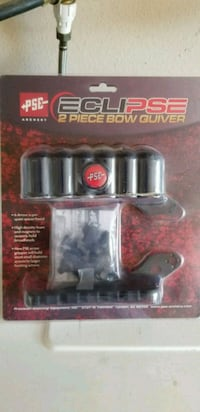 New pse eclipse bow quiver  Rancho Cucamonga, 91701