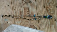 brown and blue beaded necklace Rock Spring