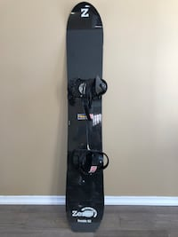 Snowboard and Bindings for sale Toronto, M9B