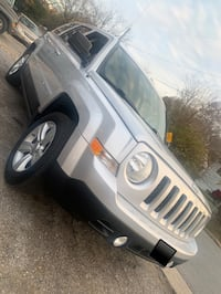 2011 Jeep Patriot Latitude Alexandria