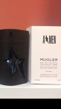 Authentic ANGEL A men 100 ml. Centreville, 20121